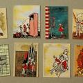 Storybook stickers - set 2