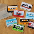 Cassette Tapes sticker set