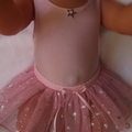 Pink ballet outfit - Baby Born or Cabbage Patch dolls