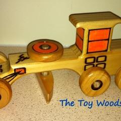 Wooden Toy Grader