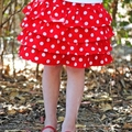 Ruffle Skirt Pattern. PDF Sewing Pattern for Lexi Ruffle Skirt, Make and Sell