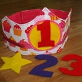 Interchangeable Cupcakes Crown