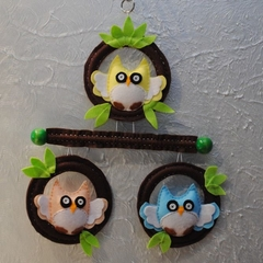 Cute Owl wall hanging