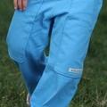 Jersey fabric pants