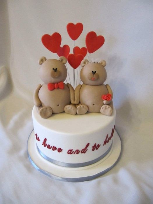 Vintage Teddy Bear Cake For Boys By Scrumdiddly Cakes Weddings