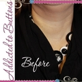 Conversion / Extension Chain - Great way to add length to your Necklace!