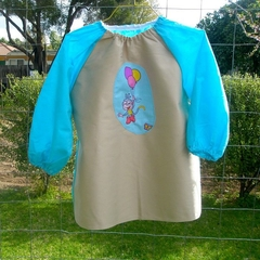Art smock for 3 - 4 year old - Boots.