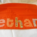 Personalised Pillowcase - Minecraft inspired - custom listing for lmaguire