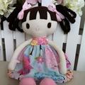 Ruby & Belle  Dena  - Handmade Doll