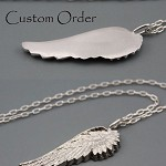 Custom Made Inspirational Angel Wings