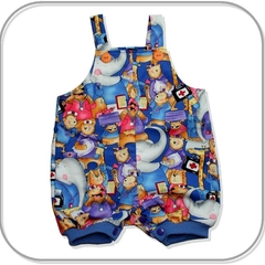 Animal Doctors Cotton Overalls - SIZE 1