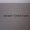 Set of Three Christmas Cards