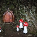 Woodland Fairy Door - Arched
