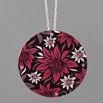 Reversible printed pendants