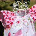 Girls Dress Carnvial in Strawberry Tea Party peasant dress party dress
