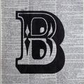 Personalised Letter Art