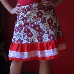 Wrap Skirt (Fits most Small - Large)