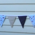 Little Boat Bunting