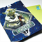 Kids Myki / travel pass / ID Holder - Yoda