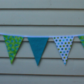 Butterfly Bunting