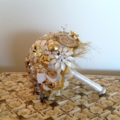 Brooch Bouquet - Custom-made available