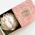 30% OFF Lavender & Poppy Lotus Soap - Natural, Handmade, Vegan
