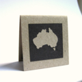 Magnetic bookmark (large) - recycled Australia