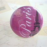 Pocket Mirror - Eiffel Tower Paris