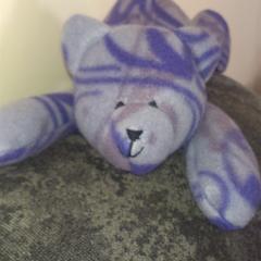 Cuddle Bear - Purple