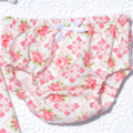 Nappy Pants in Pink Wish size 000 - 2 bloomers pinafore