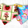 Girls Bandana Bib combo