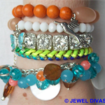 """THE HILLS AT SUNSET"" Bracelet Stack"