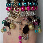 """HOLLYWOOD NIGHTS"" Bracelet Stack"