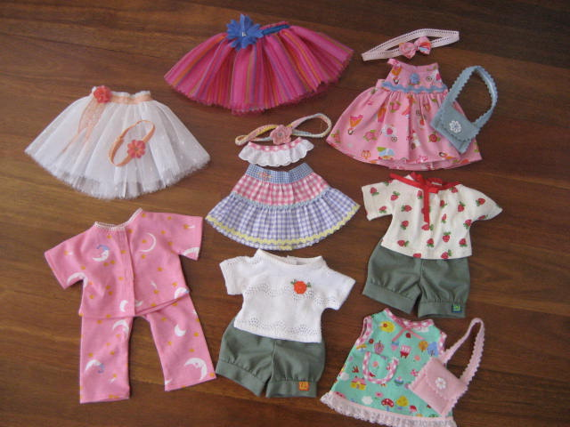 Custom Made Doll Clothes Marigold Madeit