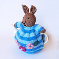 Custom Order for Asmira - Bunny Tea Cosy