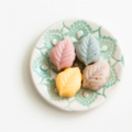 Four Little Leaves Soap Pack - Natural, Vegan, Handmade.