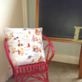Special Order: Unisex Dick & Jane cushion cover