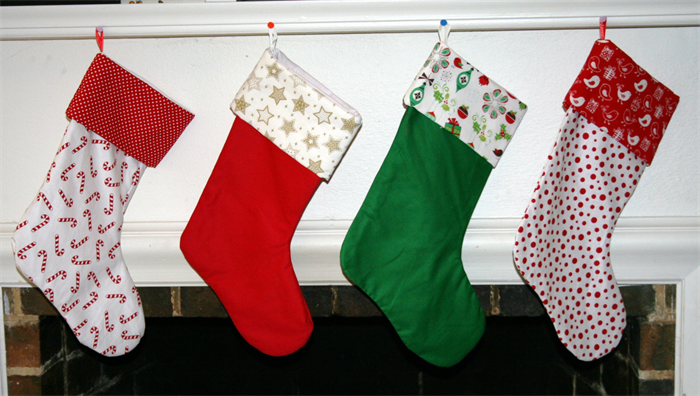 gorgeous handmade christmas stockings - Handmade Christmas Stockings
