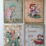 1 x Vintage style card