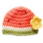 little watermelon beanie hat