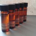 Luxury Organic Botanic Perfume Oil - 100% natural - clean vegan botanical bliss