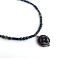 Nepalese Lapis Lazuli Necklace