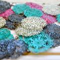 Black Earrings Classic Black Filigree Jewellery Gifts Under 20