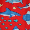 Size 4 Boys Shorts - Shark Bay