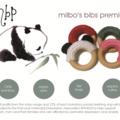 mbp crochet teething ring - bamboo, vegan, fair trade, eco, baby gift