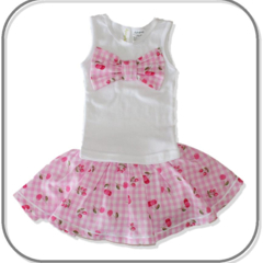 CLEARANCE... SIZE 00 Baby Skirt and singlet SET - FREE POST