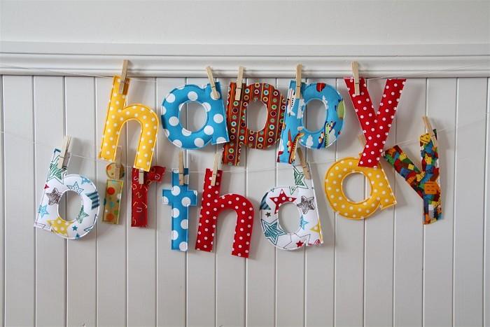 how to make happy birthday banner koni polycode co
