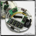 Computer Chip Drink coasters or paperweights - 2 pack - Resin