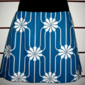 Skirt with Daisies & Bamboo Stretch Waist