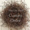Custom Order - for Kate